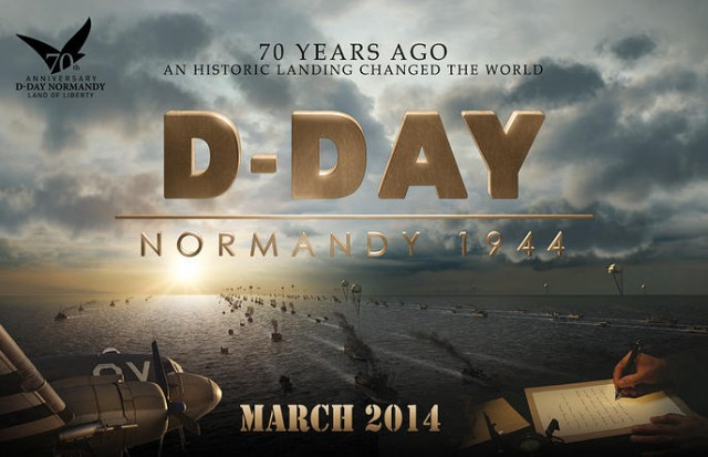 Desembarco de Normandía 1994 2014 4K Ultra HD 2160p
